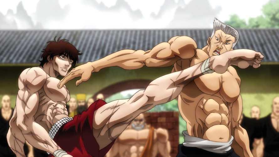 Bak-anime-fights