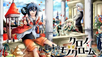 Unlimited Fun Chess Manga Chrono Monochrome | Manga Review