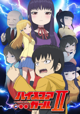 Hi Score Girl For Video Game Lovers | Anime Manga Review