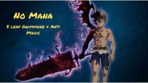 Why Asta no mana