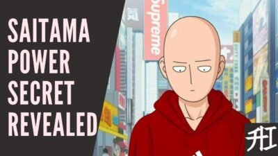 Saitama Power SECRET Revealed