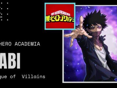 DABI - my hero academia