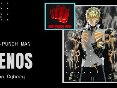 Genos - One-Punch Man