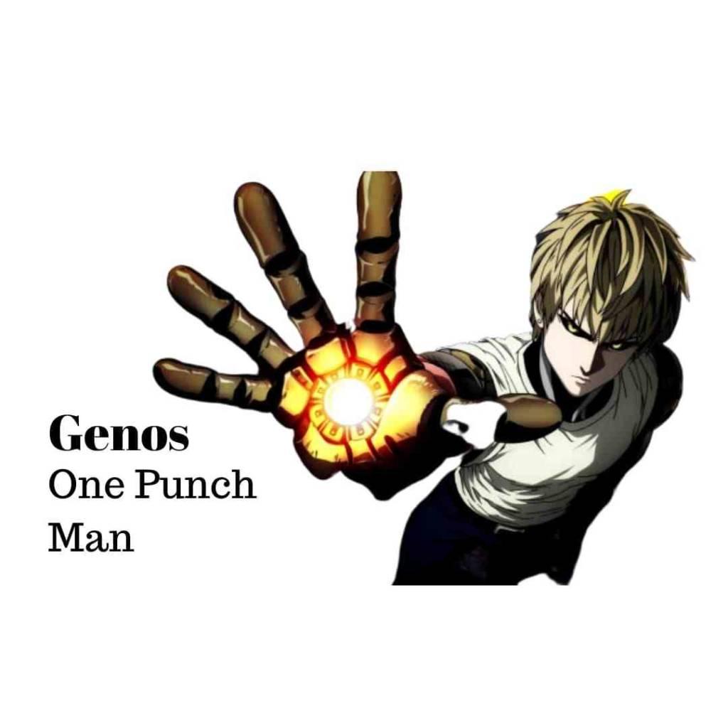 Genos One Punch Man