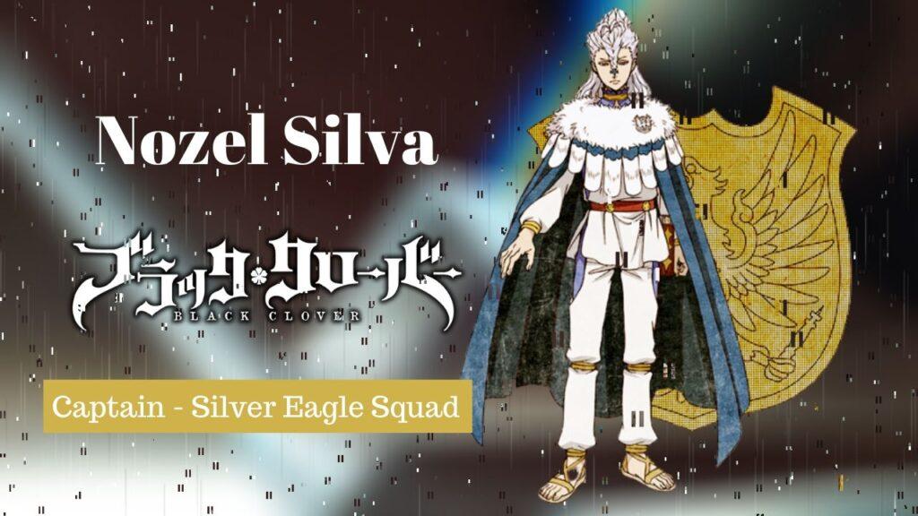 Nozel Silva - Black Clover