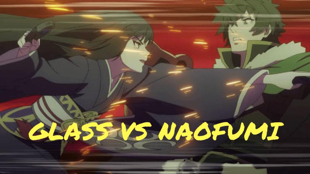 Naofumi Vs Glasss | The Rising Of The Shield Hero