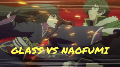 Naofumi Vs Glasss | The Rising Of The Shield Hero