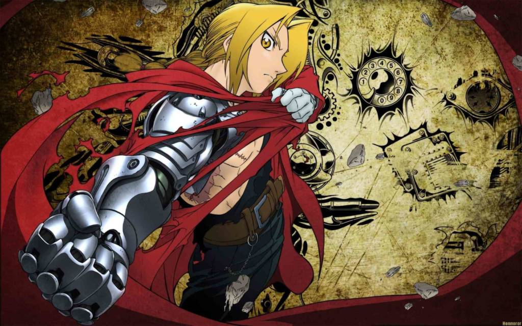 Edward Full Metal Alchemist