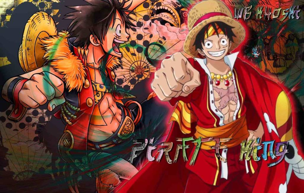 ONE PIECE: Luffy The Pirate King