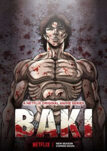 Baki Anime's 2nd Season