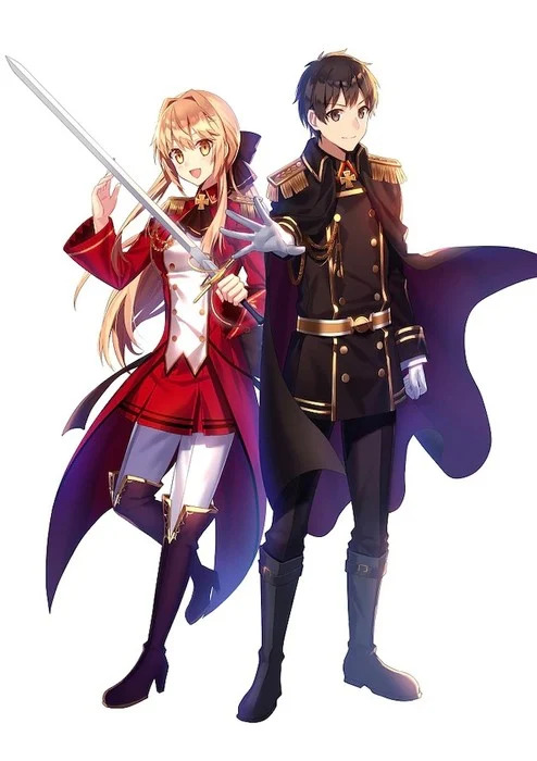 How a Realist Hero Rebuilt the Kingdom Light Novels Get TV Anime