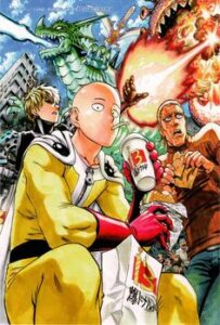 One-Punch Man Manga Gets Hollywood Live-Action Film