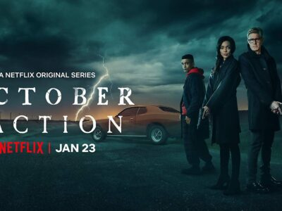 Netflix Series: October Faction Review