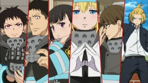 Fire Force | Season 2 Trailer | Anime Season 2 coming in July