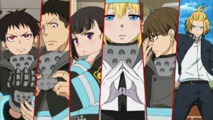 Fire Force | Season 2 Trailer | Anime Season 2 coming in July