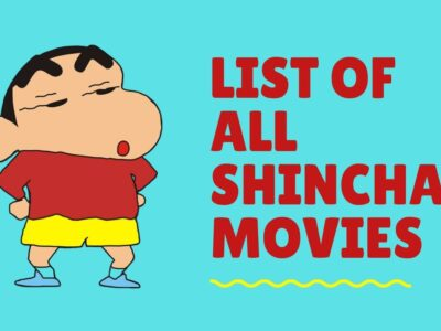 List of Crayon Shin-chan Movie