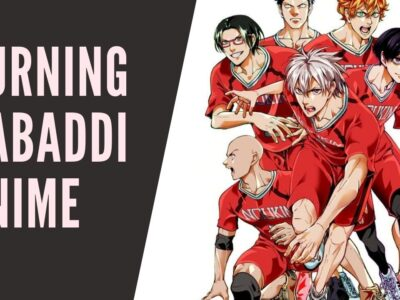 Burning Kabaddi anime