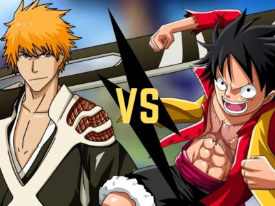 Ichigo vs luffy