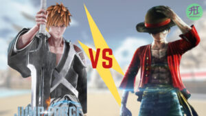Luffy Vs Ichigo