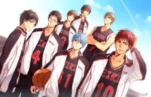 Kuroko's Basketball (Kuroko no Basuke) - Top Sports Anime