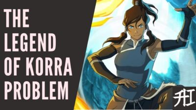 The Legend of Korra problem