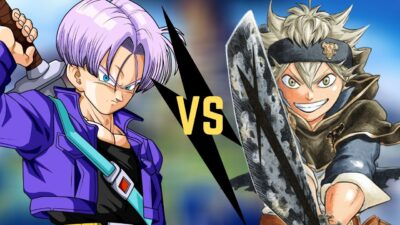 Trunks Vs Asta