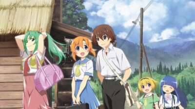Ani-One To Streams New Higurashi: When They Cry Anime From October 1