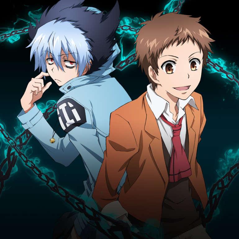 Servamp Anime
