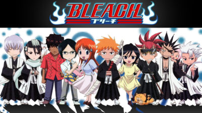 Rise And Fall Of Bleach