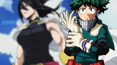Deku Awakens His 3rd QUIRK