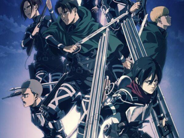 Attack On Titan Final Season New Key Visual.