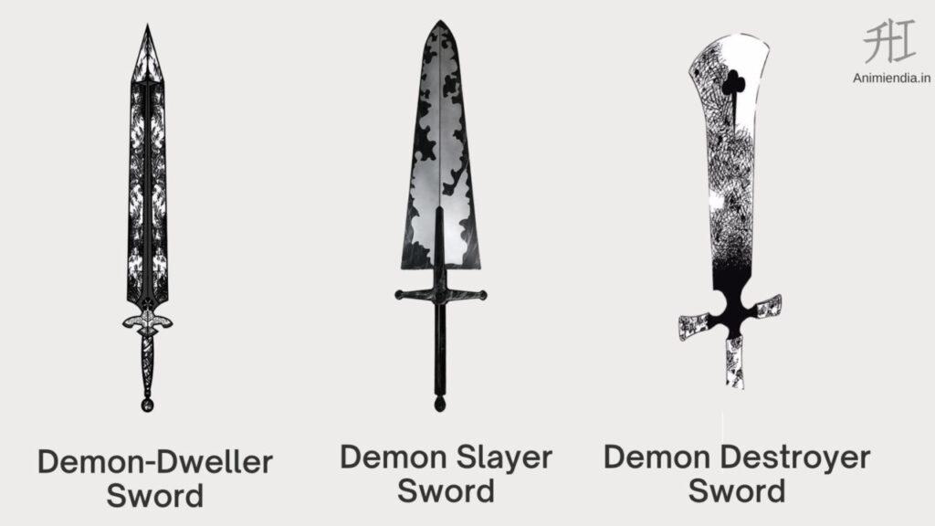 Asta's Swords Explained - Black CLover
