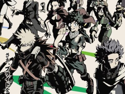 My Hero Academia Anime's 5th Season Debuts Spring 2021, Reveals New Promo & Key Visual