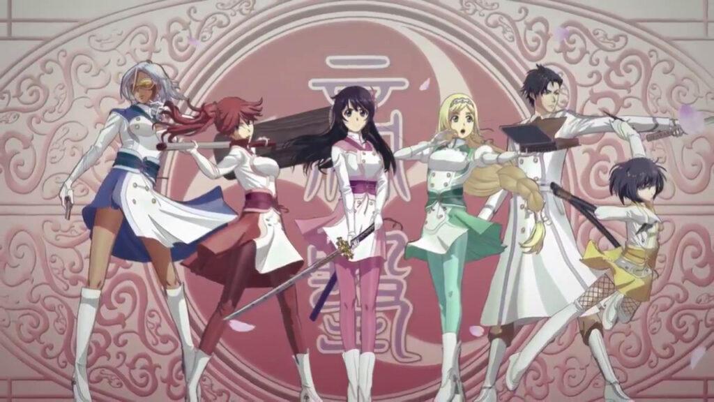 Sakura Wars Animation