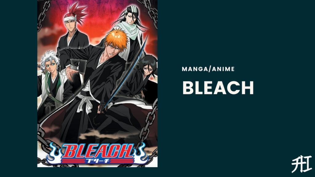 top anime manga like jujutsu kasien