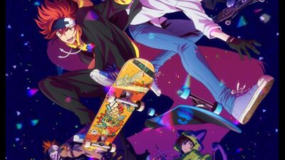 Sk8 the Infinity Anime