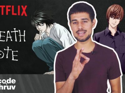 Dhruv Rathee On Death Note & Anime In India