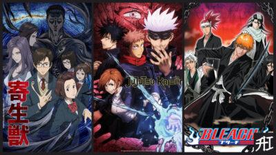 Top 13 Anime/Manga Similar To Jujutsu Kaisen