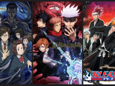 Top 13 Anime/Manga Similar To Jujutsu Kaisen