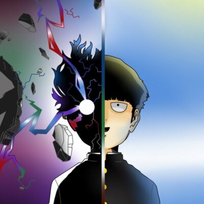 MOB PSYCHO 100 anime review