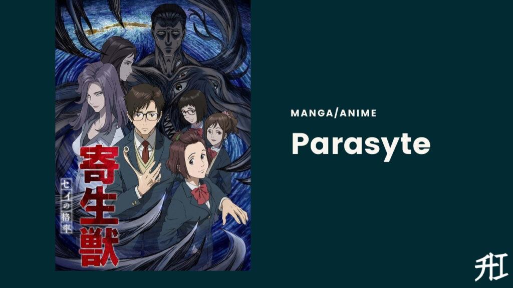 top anime like jujutsu kasien