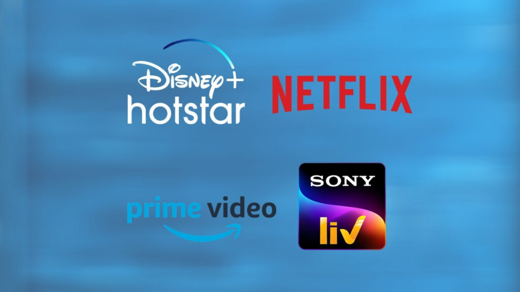 Indian Streaming Services