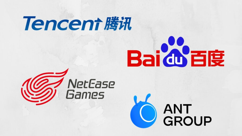 Chinese Tech Giants