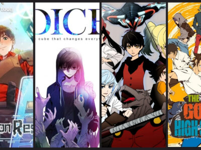10 Amazing Manhwa like Tower of God You Need to Read!