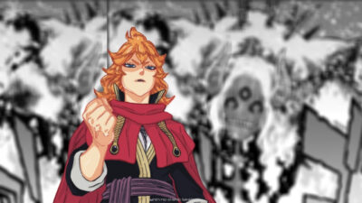 Mereoleona Takes On The Ancient Demon! | Black Clover Ch 274