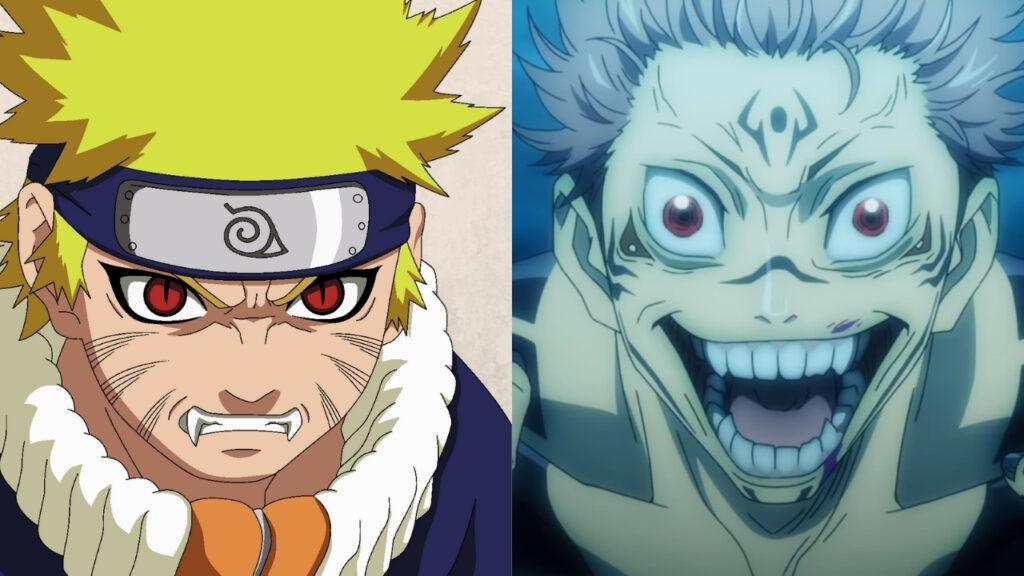5 Similarities & 5 Differences Between Jujutsu Kaisen And Naruto