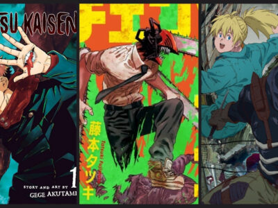Top 7 Manga Similar To Chainsaw Man