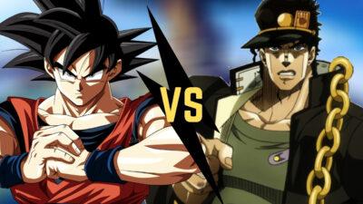 Goku Vs Jotaro Kujo – Who Would Win?