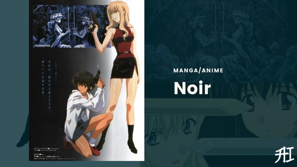 Noir - Yuri Anime